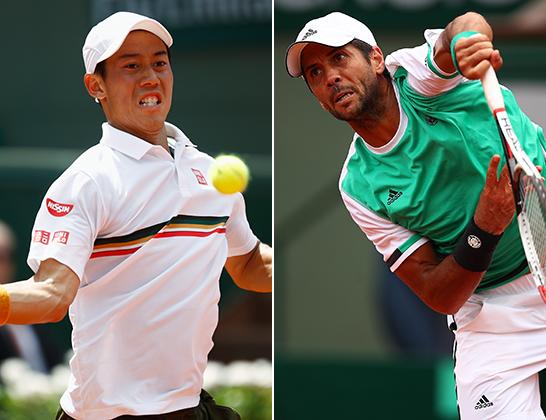 【テニス】錦織圭がフェルナンド・ベルダスコとフルセットを戦い2−1で勝利!! ATP500 ゲリー・ウェバー・オープン 1回戦 [無断転載禁止]©2ch.net->画像>7枚