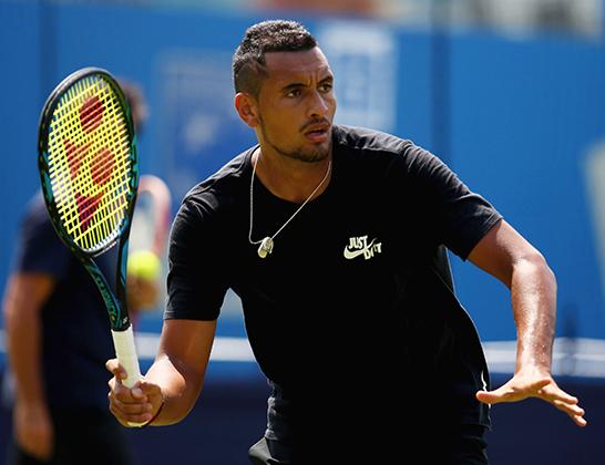 【テニス】キリオスが途中棄権した錦織圭を擁護