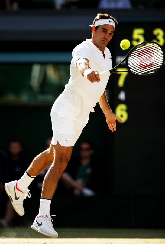 【テニス】ロジャー・フェデラーがマリン・チリッチにストレートで勝利し史上最多8度目の優勝!! ウィンブルドン 決勝 [無断転載禁止]©2ch.netYouTube動画>2本 ->画像>70枚