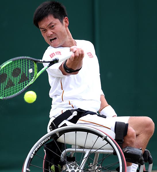 国枝 楽天op初優勝 格別 テニスニュース テニス365 Tennis365