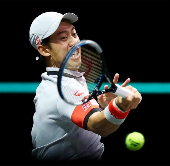 テニス 男子