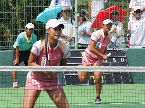 Inter News: 高校総体インターハイテニス特集2008|【テニス365:tennis365.net