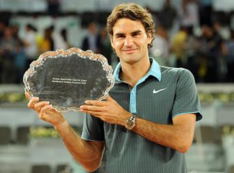 フェデラーが2009年初優勝!
