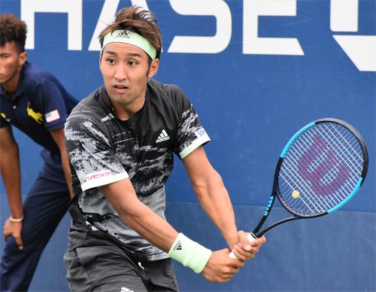 内山靖崇 ペールに完勝 - テニスニュース - テニス365 | tennis365.net - 国内最大級テニスサイト
