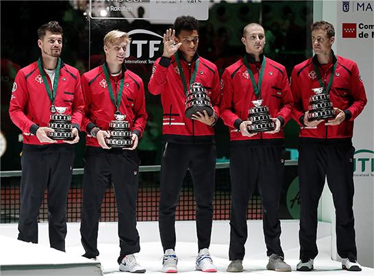 カナダ デ杯初優勝ならず - テニスニュース - テニス365 | tennis365 ...