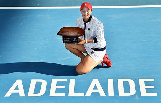 バーティ,A - テニス365   tennis365.net : 選手名鑑
